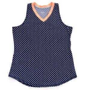 JOFIT Women's Patterned Tank Athletic Shirt M